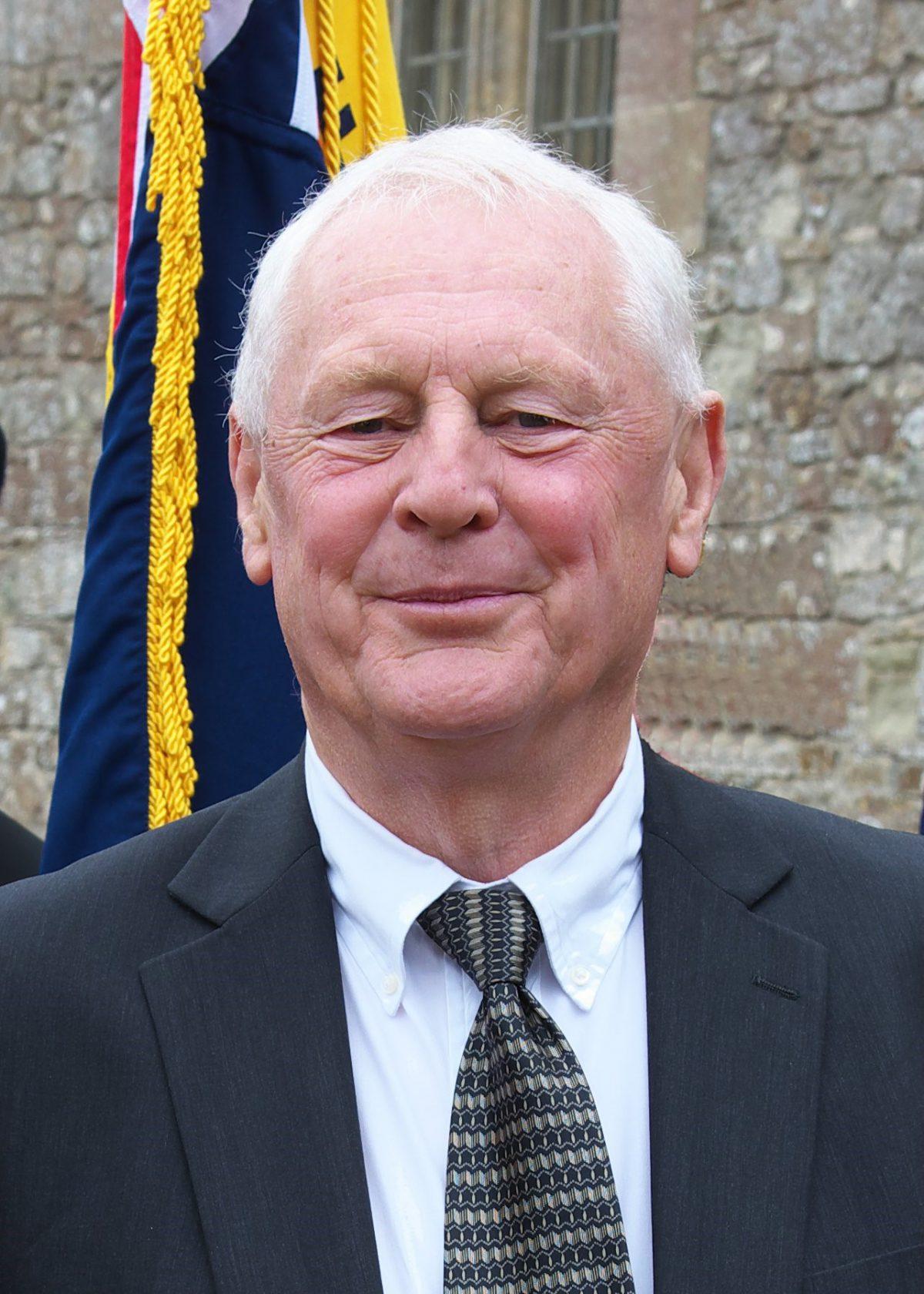 Mr Adrian Medley DL
