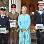 Lord-Lieutenant Cadets finish their term of service