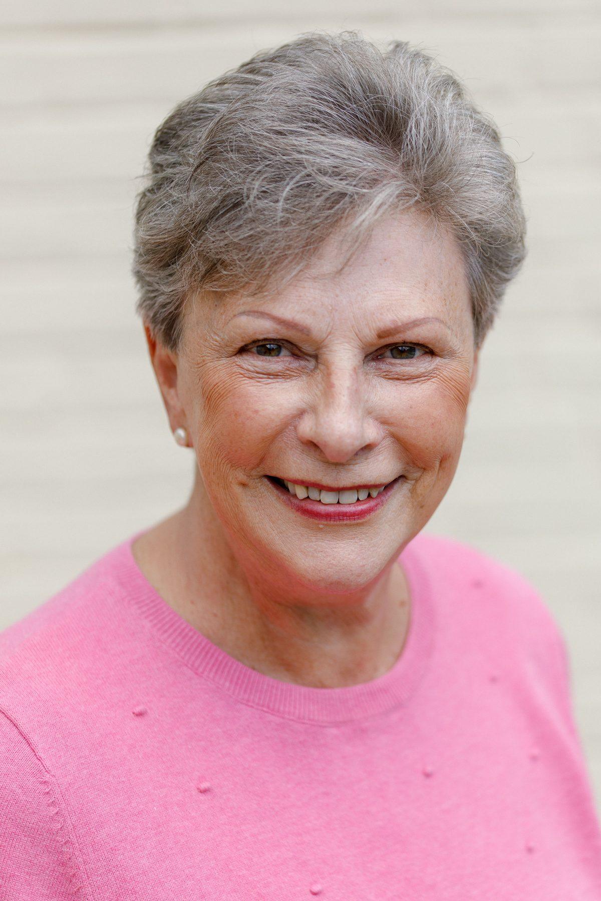 Mrs Anne Longford DL