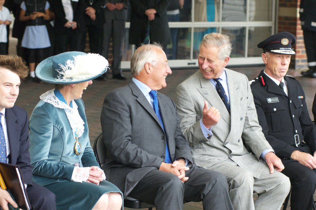 Lord Lieutenant of the Isle of Wight