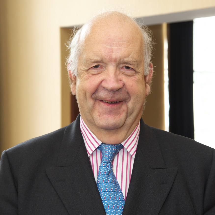 Col Carron Snagge OBE DL