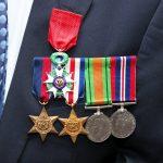 Légion d'Honneur Medal Presentation