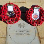 Centenary Memorial Stone Unveiled