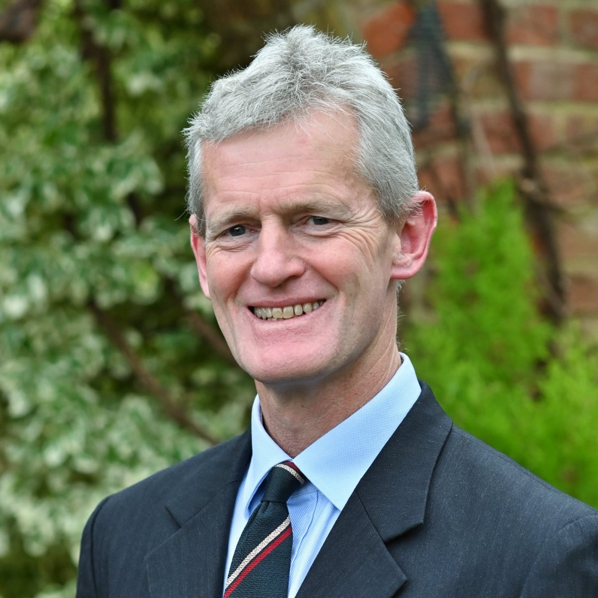 Mr Nicholas Oulton DL