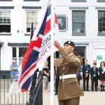 Flag Raising Ceremony, 2019
