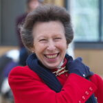 HRH The Princess Royal Visits the Island