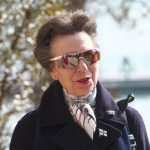 HRH The Princess Royal, April 2021