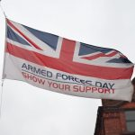 Flying the flag for the Armed Forces 2021